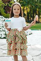 Платье детское летнее красивое NP-5