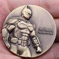 Сувенирная монета ''Противостояние Бэтмена и Джокера'', фото 1