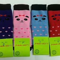 Шкарпетки дитячі махрові бавовняні