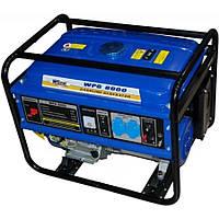 Бензиновый генератор WERK WPG8000 -6.5 кВА(генератор)