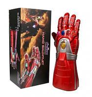 Перчатки Бесконечности Железный Человексо светодиодомMarvel Avenger Endgame Iron Man M IM10.59