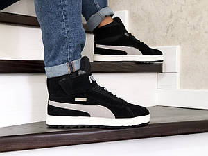 Зимние кроссовки Puma ⛄