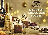 Ликер Baileys (Бейлиз) Chocolat Luxe с бельгийским шоколадом, лимитированная серия 0,5 л., фото 5