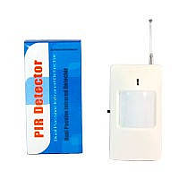 Беспроводной датчик движения  GSM 433 МГц для GSM сигнализации
