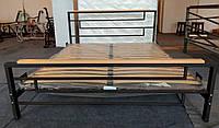 Современная кровать стиле Лофт