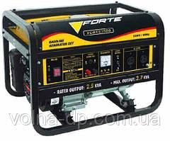 Электростанция -Генератор бензиновый Forte FG3500