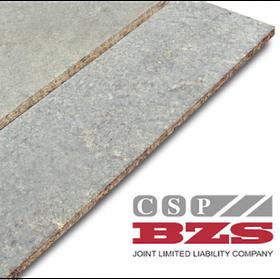 Цементно-стружечная плита ( ЦСП ) БЗС