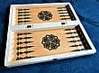Шахматы-нарды-шашки 3 в 1 из дерева, фото 4