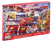 Адвент - календарь Дисней Тачки. Disney Pixar Cars Advent Calendar