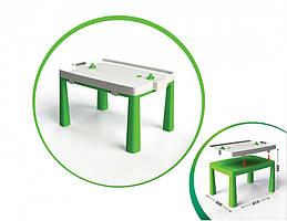 Стол детский+комплект для игры 04580/1/2/3/4 (Зелёный) (РК-375404580/2)