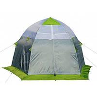 Палатка зимняя Lotos-3С салатовая композитный каркас 2.7*2.5*1.8