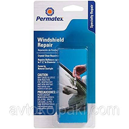 Набор для ремонта лобового стекла Permatex Bullseye Windshield Repair