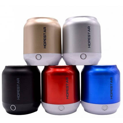 Беспроводная портативная Bluetooth колонка HOPESTAR H8, фото 2