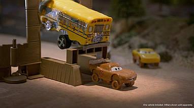 Disney Pixar Cars 3 Crazy 8 Скажена вісімка Вогняна пастка, фото 3