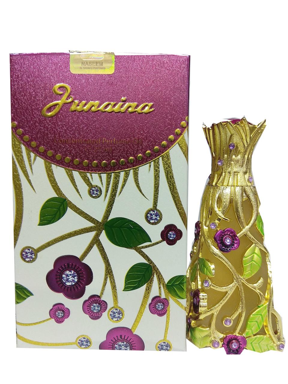 Масляные духи для женщин Naseem Junaina 25 мл