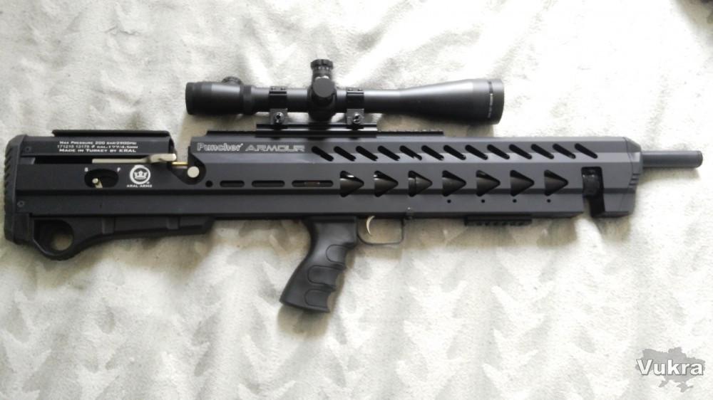Пневматическая винтовка (булпаб) KRAL Puncher Armour Киев