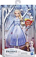 Поющая кукла Эльза Холодное сердце 2 Elsa Singing Doll Frozen 2 Оригинал Hasbro