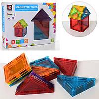 """Магнитный конструктор Magnetic Tiles """"Домик для маленьких"""", 18 деталей (9909), фото 1"""