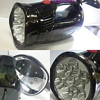 Фонарь аккумуляторный YJ-2809 13+9LED
