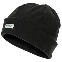Флисовая шaпка  Pro Company с термоподкладкой 3M Thinsulate чёрная
