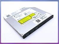 DVD±RW привод для ноутбука SATA 9.5mm Hitachi-LG GUE1N SuperSlim (SATA привод SLIM 9.5мм для ноутбуков)