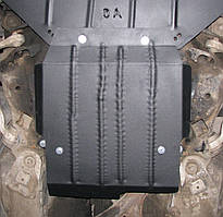Защита коробки AUDI А4 B5 (1994 -2001) 1.6, 1.8, 2.4, 2.6, 2.8, 1.9D, 2.5D, кроме 4х4