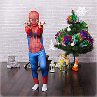 Дитячий карнавальний костюм персонажа мультфільму Людини Павука, Спайдермена