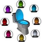 [ОПТ] Підсвічування для унітазу LED Light Bowl 8 кольорів з датчиком руху, фото 7