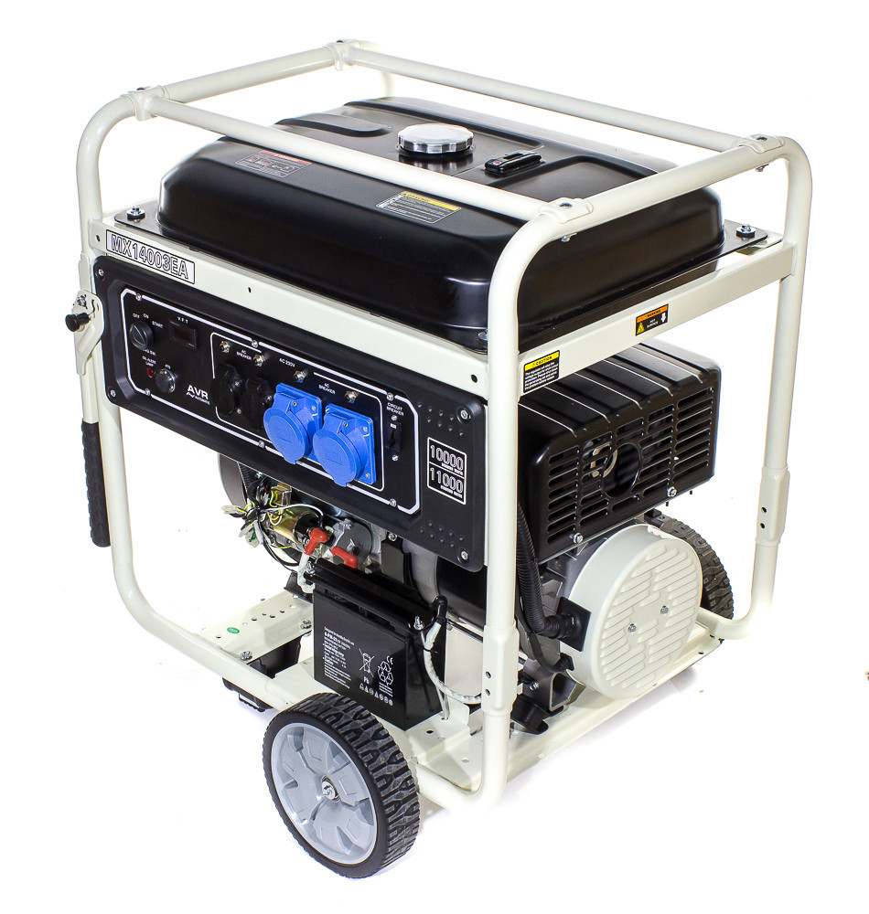 Бензиновый генератор Matari MX14003EA-ATS (10 кВт)