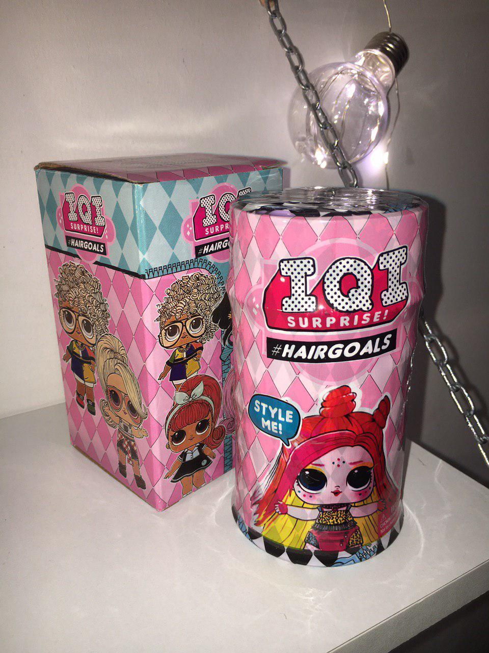 L.O.L. Кукла Surprise, L.O.L. средняя капсула ,(Реплика) Фото живое 13,5см 190622