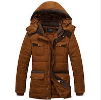 Мужское зимнее пальто.  Модель - М26.