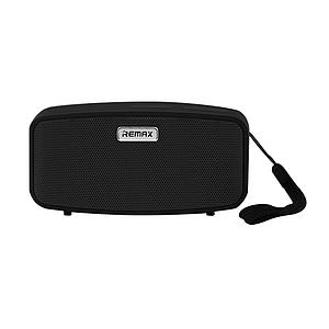 Портативная колонка Bluetooth Remax Черный