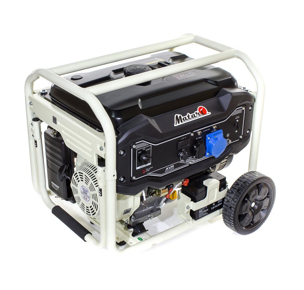Бензиновый генератор Matari MX11000EA-ATS (8 кВт)