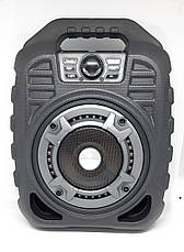 Портативная колонка Bluetooth B128 (125) в виде мини-чемодана, фото 3