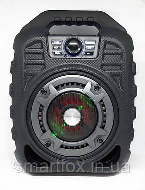 Портативная колонка Bluetooth B128 (125) в виде мини-чемодана, фото 2