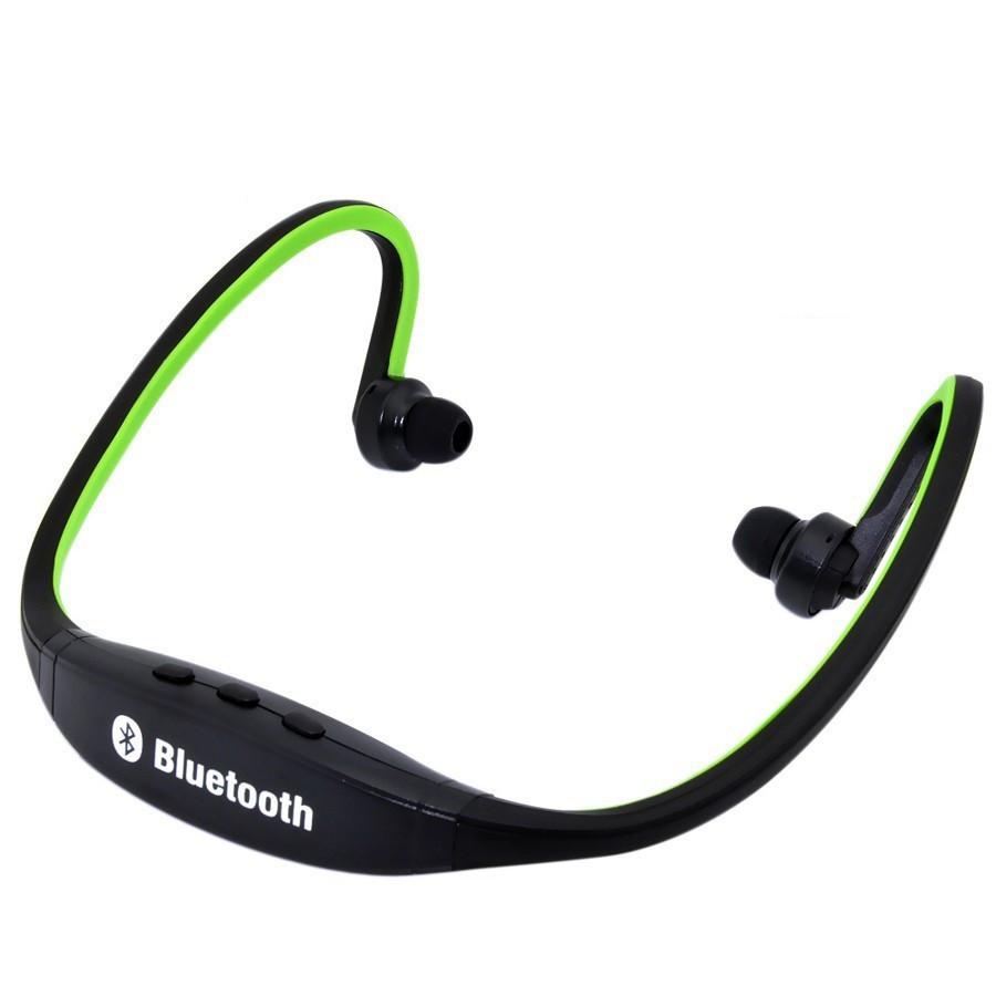 Беспроводные Bluetooth наушники Sport S9 MP3