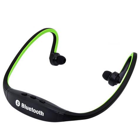 Беспроводные Bluetooth наушники Sport S9 MP3, фото 2
