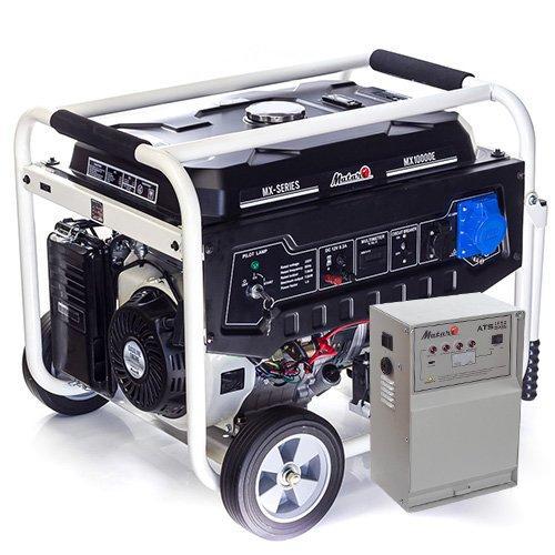Бензиновый генератор Matari MX10000E-ATS (7 кВт)