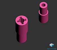 Муфта моторного блока блендера Bosch