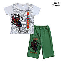 Летний костюм Spiderman для мальчика. 1-2 года, фото 1