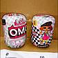 L.O.L. Кукла Surprise 20, с волосами O M G средняя капсула ,(Реплика) Фото живое 0611-6, фото 7