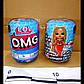 L.O.L. Кукла Surprise 20, с волосами O M G средняя капсула ,(Реплика) Фото живое 0611-6, фото 8