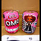 L.O.L. Кукла Surprise 20, с волосами O M G средняя капсула ,(Реплика) Фото живое 0611-6, фото 10