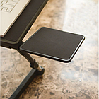 [ОПТ] Регульована підставка для ноутбука AirSpace з вентилятором. Стіл для ноутбука AirSpace з вентилятором, фото 8
