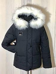 Зимняя женская куртка пуховик, в расцветках, р.44-52
