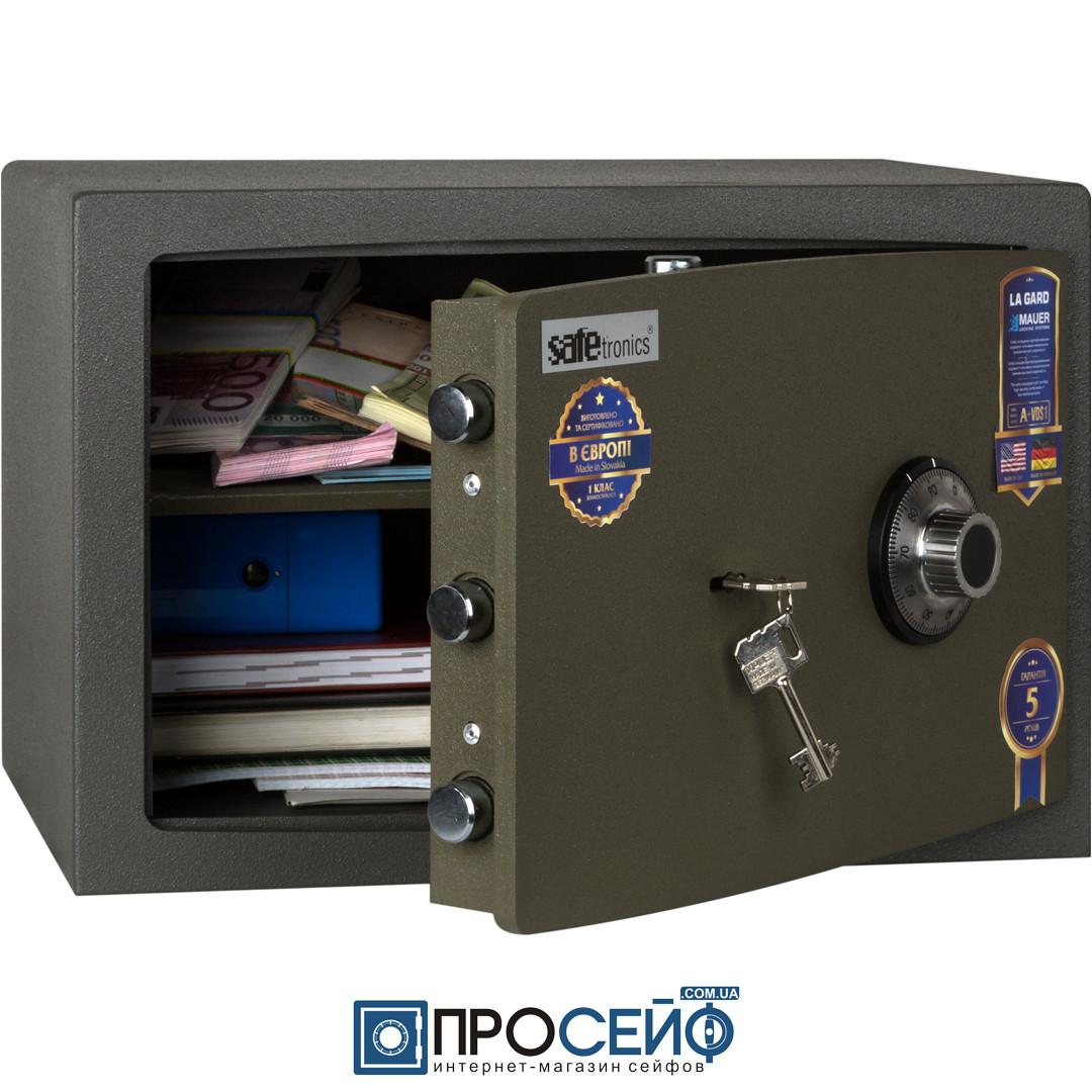 Взломостойкий сейф Safetronics NTR 24MLG