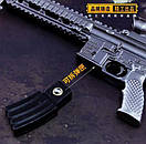 Брелок из игры PUBG M416 Assault Rifle Weapon Keychain, фото 4