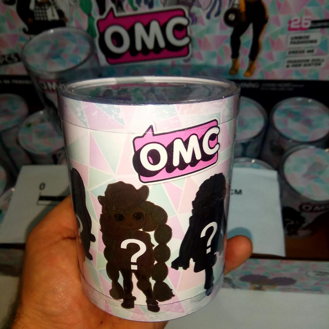 L.O.L. Кукла Surprise, с волосами O M G стаканчик,(Реплика) Фото живое  0011-9