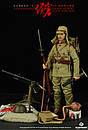 Японский пехотинец WWII коллекционная фигурка 1/6, фото 3