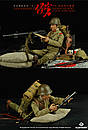 Японский пехотинец WWII коллекционная фигурка 1/6, фото 10